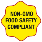 Non-GMO Food Safety Compliant seal